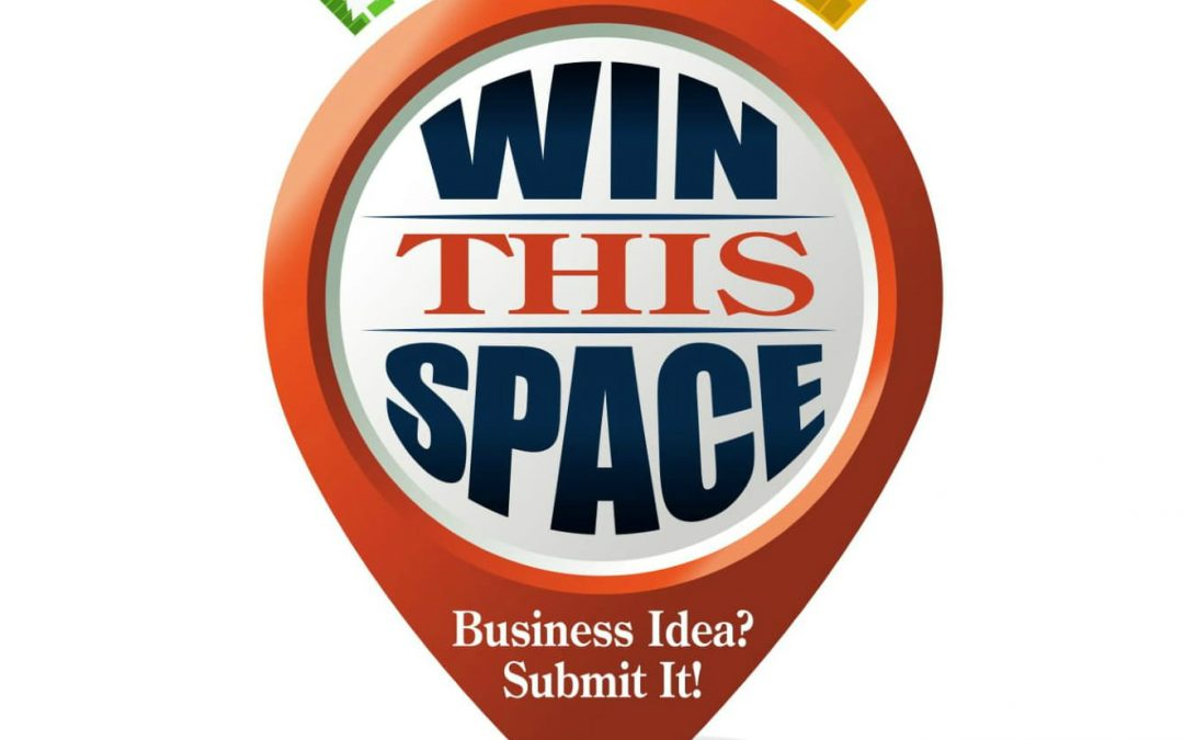Win This Space Top 5 Finalists Selected