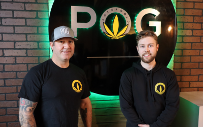Locally owned drive-thru Cannabis store opens in Cornwall