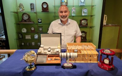 Gordon Jewellers will make dad shine this Father's Day